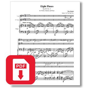 Bruch Op.83 No.2