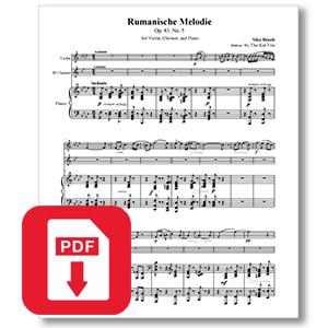 Bruch Op.83 No.5