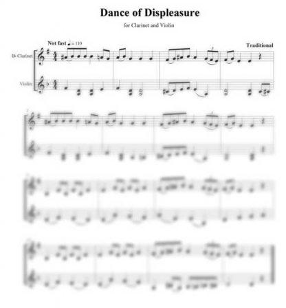 Dance of Displeasure