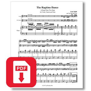 Joplin Ragtime-Dance